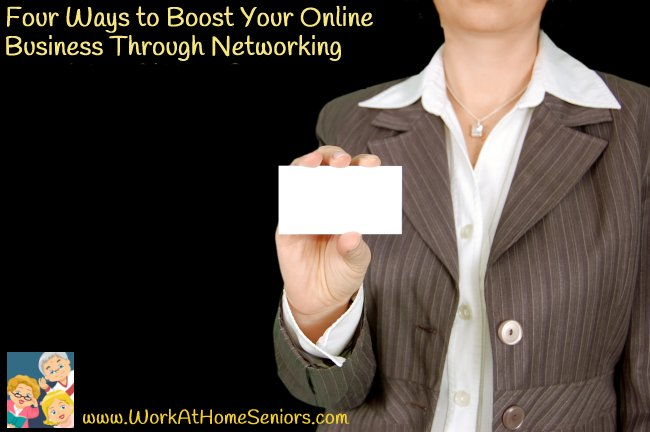 Four Ways to Boost Your Online Business Through Networking