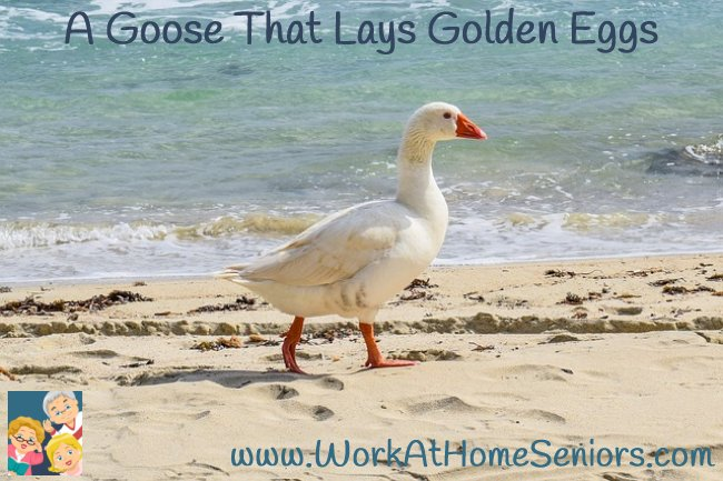 A Goose That Lays Golden Eggs