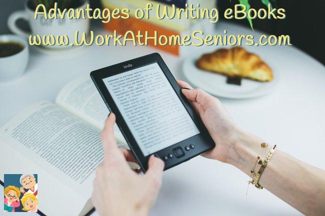 Advantages of Writing eBooks