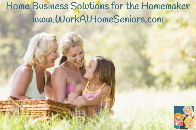Home Business Solutions for the Homemaker