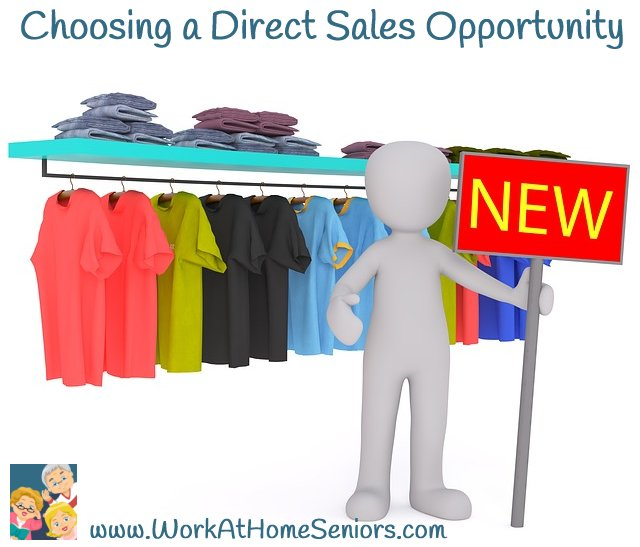 Choosing a Direct Sales Opportunity