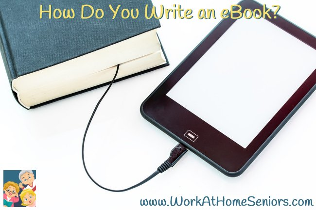 How Do You Write an eBook?