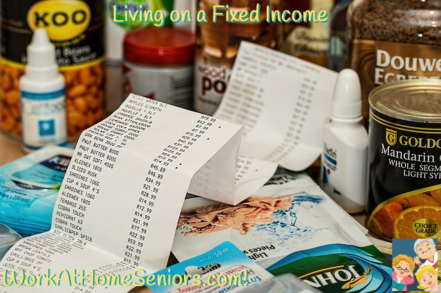 Living on a Fixed Income! A free article from WorkAtHomeSeniors.com!